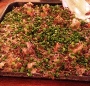Decadent lentils